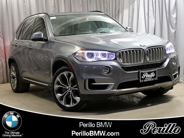 Certified Pre-Owned 2015 BMW X5 xDrive50i xDrive50i