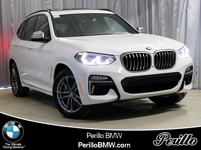 new 2019 bmw x3 m40i m40i sport utility in chicago b38904. Black Bedroom Furniture Sets. Home Design Ideas