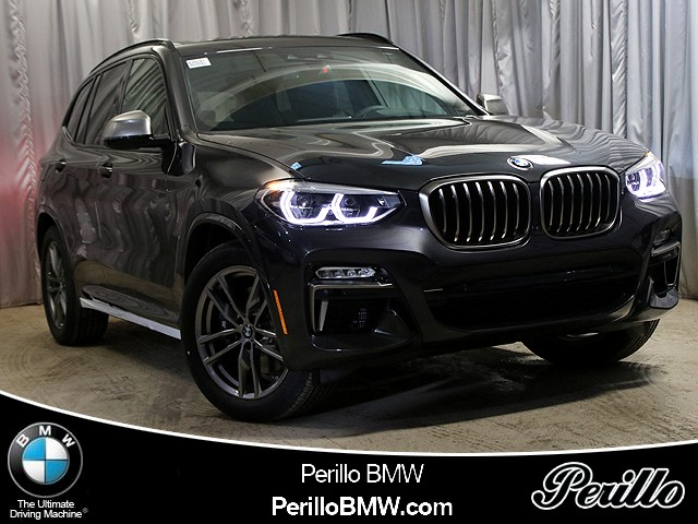 New 2019 BMW X3 M40i M40i Sport Utility In Chicago #B39247