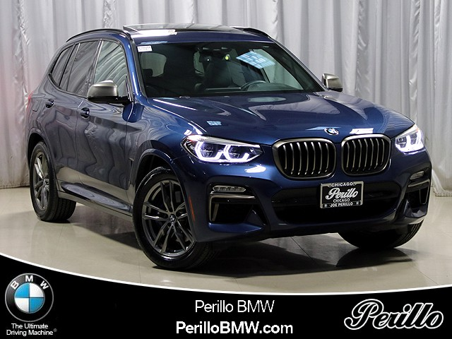 Certified Pre-Owned 2019 BMW X3 M40i M40i