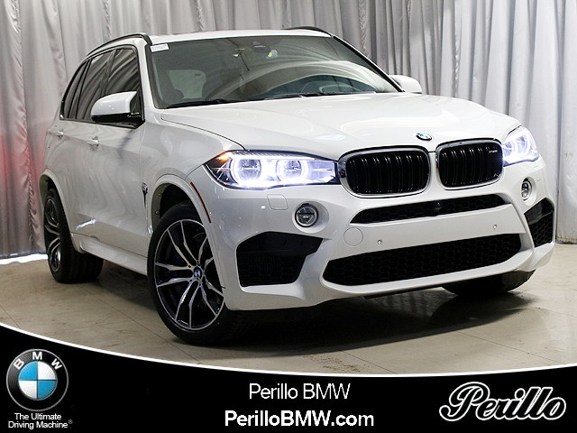 Certified Pre Owned 2017 Bmw X5 M