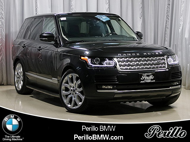 Used Land Rover Range Rover Chicago Il