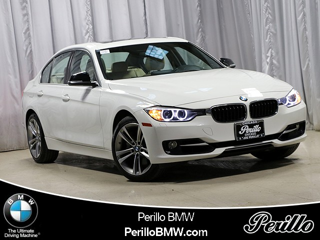 Pre Owned 2017 Bmw 335i Xdrive