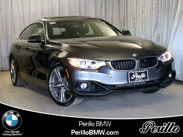 Certified Pre Owned 2016 Bmw 428i Xdrive Gran Coupe