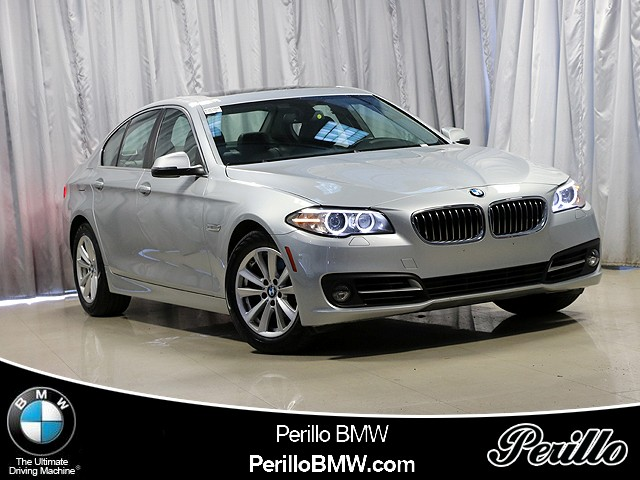 Certified Pre-Owned 2016 BMW 528i xDrive 528i xDrive