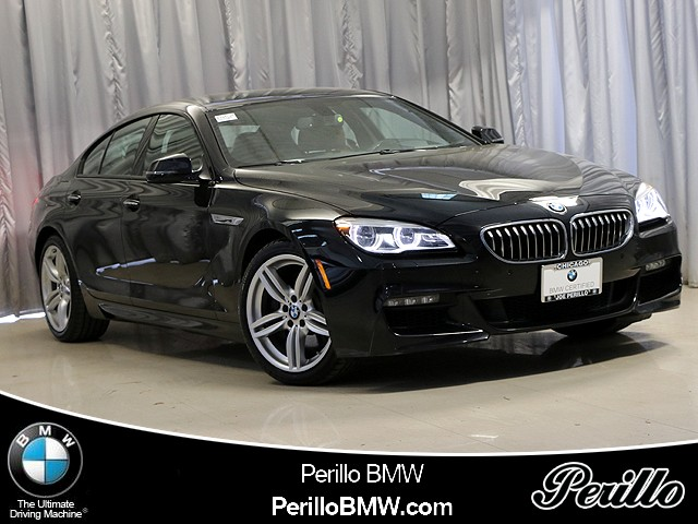 Certified Pre Owned 2016 Bmw 640i Xdrive Gran Coupe