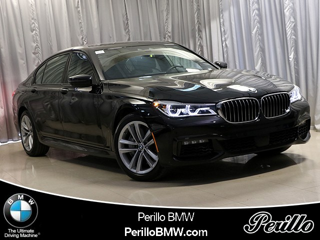 Certified Pre-Owned 2017 BMW 750i xDrive