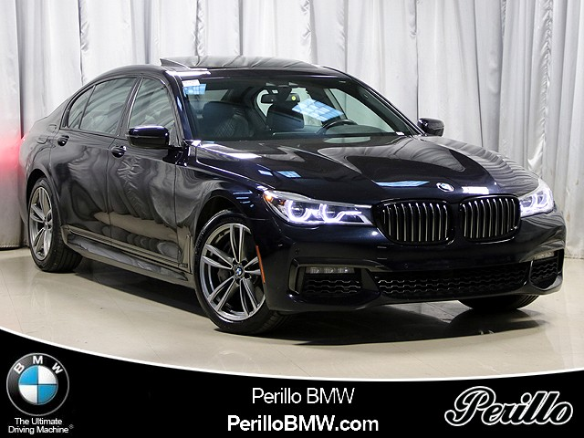 Certified Pre-Owned 2019 BMW 750i xDrive 750i xDrive