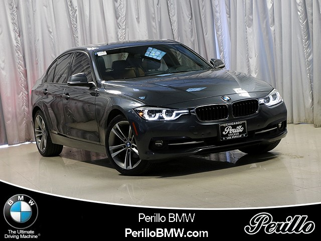 Pre-Owned 2016 BMW 328i xDrive 328i xDrive