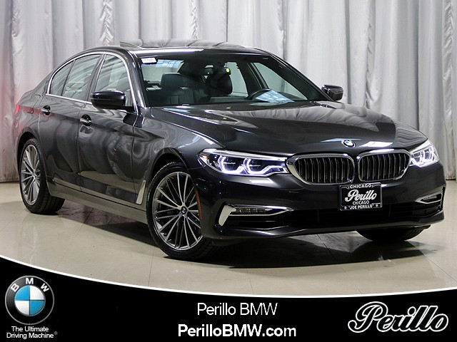Certified Pre-Owned 2017 BMW 530i xDrive 530i xDrive