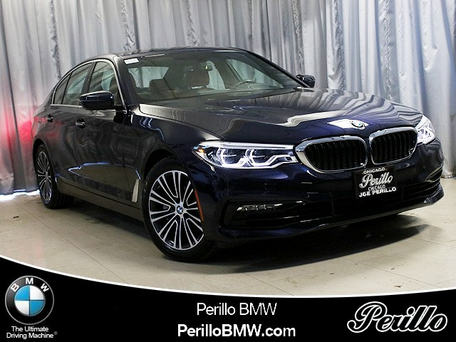 Certified Pre-Owned 2017 BMW 540i xDrive 540i xDrive