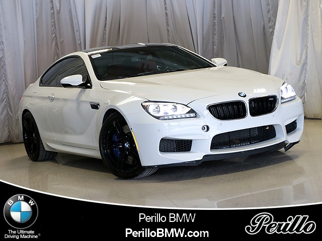 Pre-Owned 2014 BMW M6