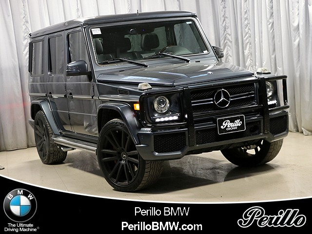 Pre-Owned 2013 Mercedes-Benz G 63 G 63 AMG®