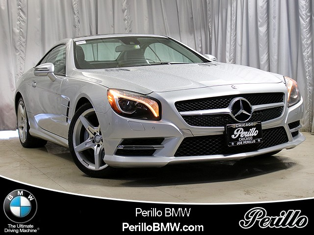 Pre-Owned 2015 Mercedes-Benz SL 550 SL 550