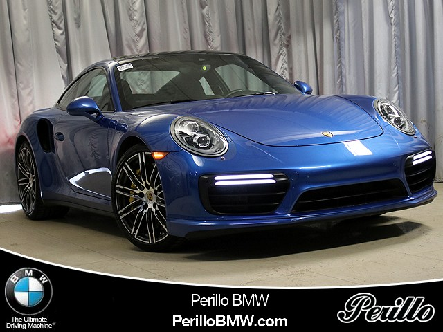 All Wheel Drive Car Pre Owned 2017 Porsche 911 Turbo S