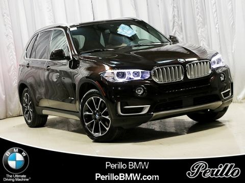Certified Pre-Owned 2018 BMW X5 xDrive35i xDrive35i