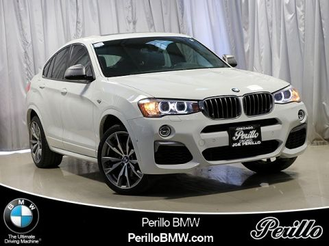 Pre-Owned 2017 BMW X4 M40i M40i