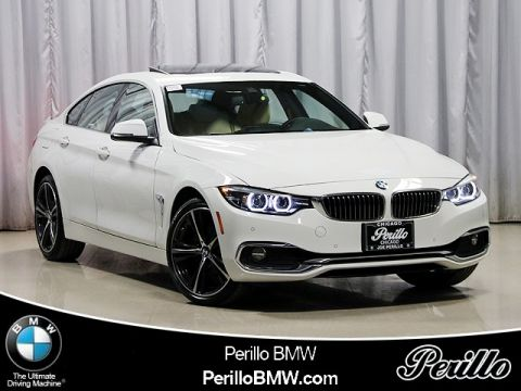 Certified Pre-Owned 2020 BMW 430i xDrive 430i xDrive