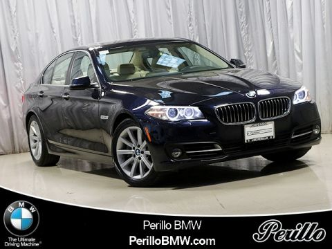 Certified Pre-Owned 2015 BMW 535i xDrive 535i xDrive