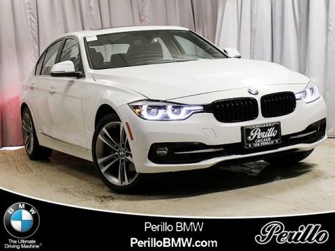 New 2018 BMW 330i xDrive 330i xDrive