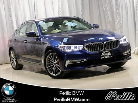 Certified Pre-Owned 2018 BMW 530i xDrive 530i xDrive
