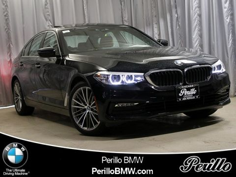 New 2018 BMW 530i xDrive 530i xDrive