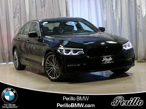 Pre-Owned 2017 BMW 540i xDrive 540i xDrive