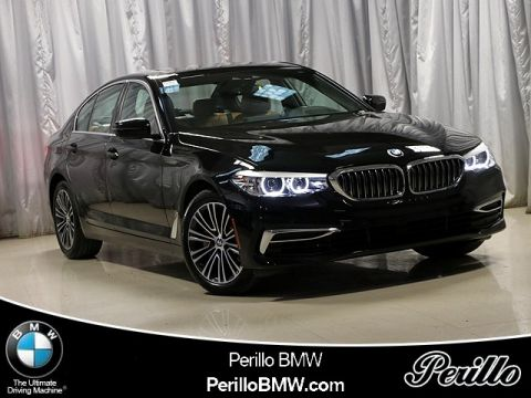 Certified Pre-Owned 2019 BMW 540i xDrive 540i xDrive