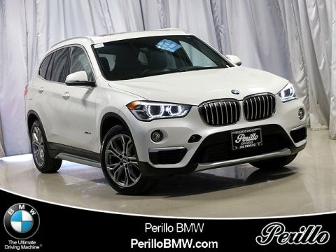 Certified Pre-Owned 2017 BMW X1 xDrive28i xDrive28i